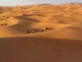 短笑话 一片沙漠