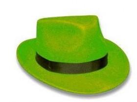 四人小品绿帽子