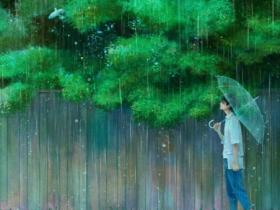 雨天幽默正能量的句子 雨天的优美短句