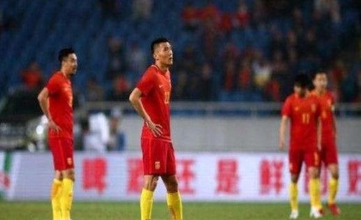 中国足球笑话