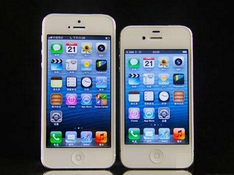 iphone5和iphone4的区别