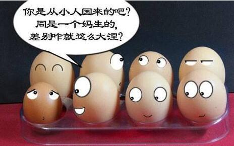鸡蛋还没煮熟