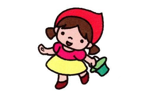 小红帽为什么是平胸