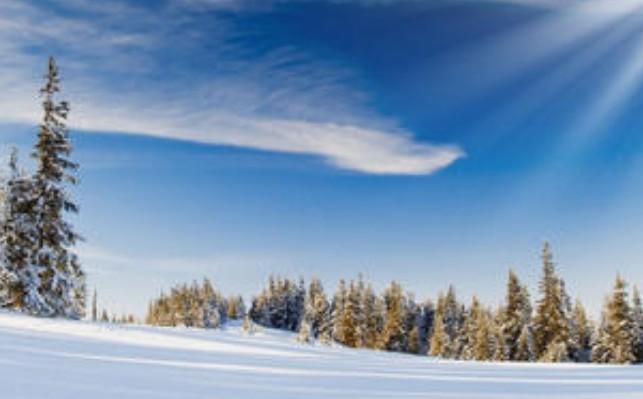 下雪幽默句子 形容看雪景的美好心情