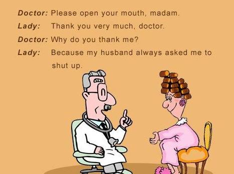 英语口语小笑话 英语口语笑话