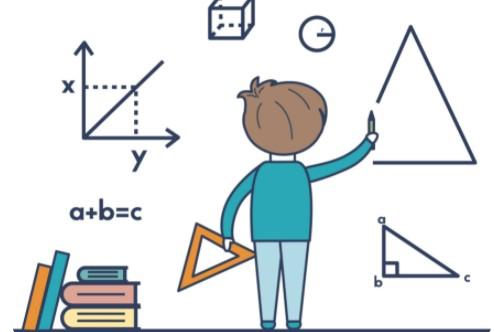 数学小笑话 短短的数学小歌谣