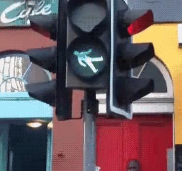 交通笑话 交通规则对话笑话